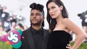 Can Bella Hadid & The Weeknd Make Relationship Work Second Time Around? | JS [Video]