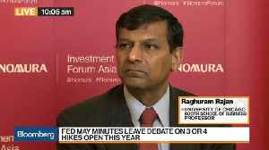 Rajan Says Asian Emerging Markets in Healthier Situation Than Past [Video]