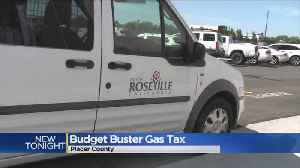 Roseville Blames Higher Gas Prices For Deficit [Video]