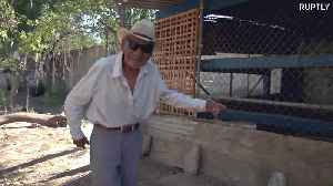News video: World's oldest man, Mexican edition