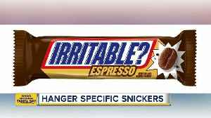 News video: New Snickers flavors available in stores nationwide