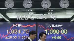 News video: World Stocks On A Tear