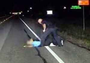 Woman Lucky to Be Alive After Passing Out in Middle of Texas Road [Video]