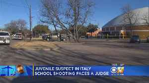 News video: Court Hearing For Teen Accused In Italy High School Shooting