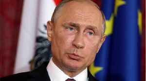 News video: Putin On Arms Race With US