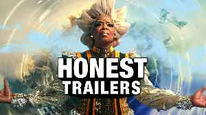 News video: A Wrinkle In Time - Honest Trailers