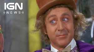 News video: Willy Wonka Shortlist Reportedly Includes Ryan Gosling, Donald Glover
