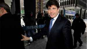 Rod Blagojevich Has Filed Paperwork Asking Trump For Pardon [Video]