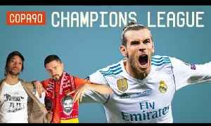 News video: Bale Smashes Liverpool with Best Ever UCL Goal! | Champions League Show