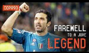 Gianluigi Buffon | Juve's Emotional Farewell To A Legend [Video]