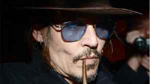 News video: Fans Concerned About Johnny Depp's Weight Loss Can Rest Easy