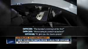 News video: New Sterling Brown arrest video prompts more calls for change