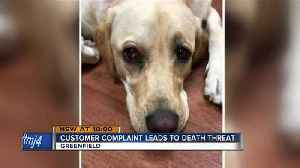 Dog owner complaint leads to death threats for Greenfield doggy daycare