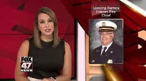 New fire chief appointed for the city of Lansing
