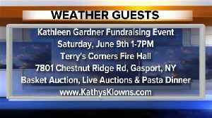 News video: Weather Guests 06/06 - 5pm