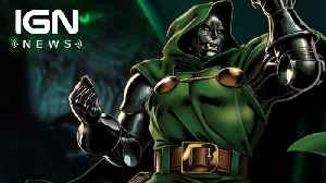 News video: Noah Hawley Has Finished Writing His Doctor Doom Movie