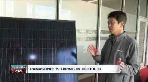 Panasonic to grow production, staff at SolarCity [Video]