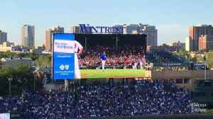 Cubs honor Jake Arrieta with video tribute