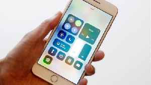News video: iOS 11 Running On 81 Percent Of iPhones And iPads