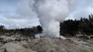 Yellowstone's Steamboat Geyser Sparks 'Supervolcano' Concern [Video]