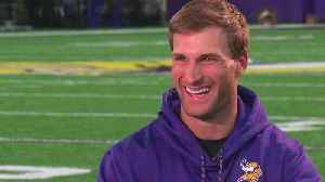 News video: 1-On-1 With Kirk Cousins