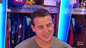 Anthony Rizzo on reunion with Jake Arrieta and John Mallee