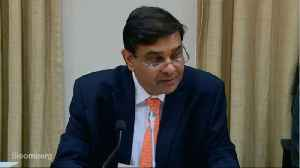 Patel Says RBI Remains `Vigilant' on Inflation After Raising Key Rate [Video]