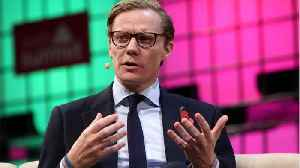 Cambridge Analytica's CEO Took $8M From Firm [Video]