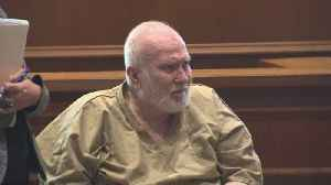 News video: Raw Video: Convicted Sex Offender Wayne Chapman Arraigned On New Charges