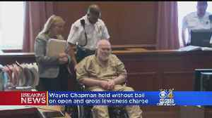 News video: Serial Child Rapist Wayne Chapman Held Without Bail On New Charges