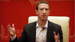 News video: Lawmakers Press Facebook Over Chinese Data Sharing