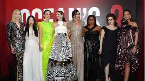 'Ocean's 8 Gang' Slay On The Red Carpet At The World Premiere