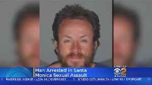 News video: Man Breaks Into Santa Monica Apartment, Sexually Assaults Woman At Knifepoint