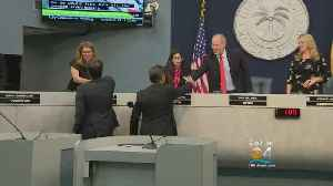 News video: Miami Beach Will Be First In County To Have City Officers At Public Schools
