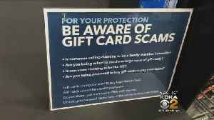 Retailers' Efforts To Stop Gift Card Scams Often Fall Short