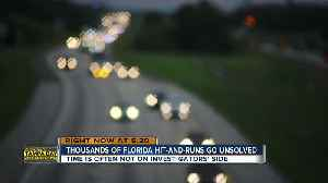 Hit-and-run crashes are a growing problem in Florida and many go unsolved, according to stats | Driving Tampa Bay Forward [Video]
