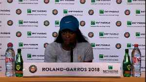 Stephens downs Keys again to reach French Open final [Video]