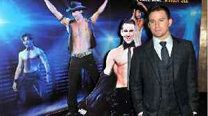 Channing Tatum Announces Live 'Magic Mike' London Show [Video]