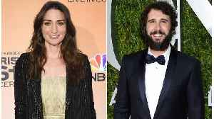 News video: Bareilles And Groban's New Tony Campaign