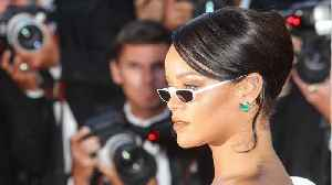 Sorry, Rihanna! Ryan Reynolds Is Over The Tiny Sunglasses Trend [Video]
