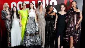 News video: 'Ocean's 8' Is Filled With Celebrity Cameos