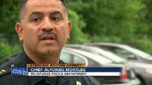 News video: MPD Chief Alfonso Morales admits he still hasn't seen all of Sterling Brown's arrest video