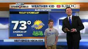 News video: Meet Alex, our NBC26 Weather Kid of the Week
