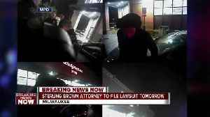 News video: Sterling Brown to file lawsuit Friday
