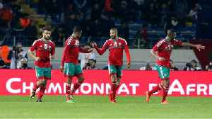 News video: Morocco In World Cup For The First Time In Two Decades