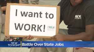 News video: Disabled Workers May Be Without Job In State Prison Fight