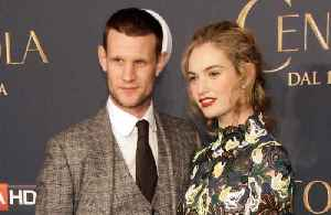 News video: Lily James and Matt Smith to buy house together?