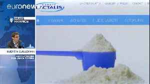 Lactalis CEO faces French lawmakers on contaminated baby milk scandal [Video]