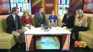 News video: Creating Life-Changing Wishes for Deserving Kids