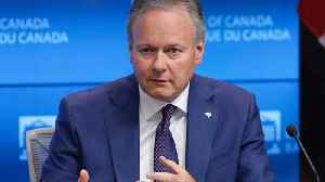 News video: Poloz on tariffs: 'Everybody loses' when trade is reduced